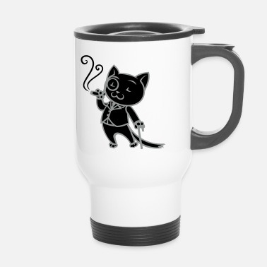 Sir Sir Cat - Mug thermos