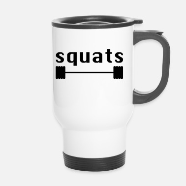Squat squats - Mug thermos
