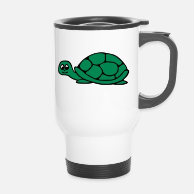Sumu Lee turtle 2 - Mug thermos