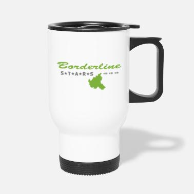 Borderline Borderline - Travel Mug