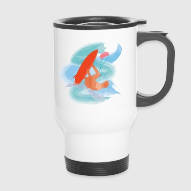 Kiteboard Kiteboard - Travel Mug
