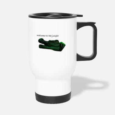 Croco Croco - Travel Mug
