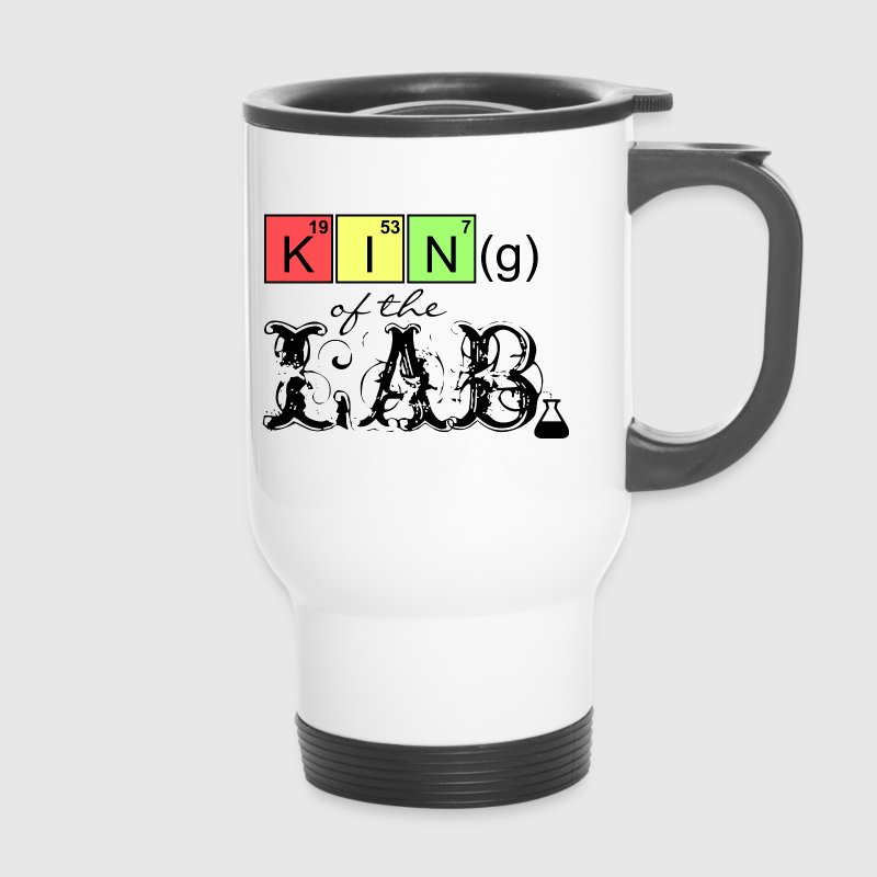 King of the Lab (DDP) - Mug thermos