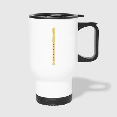 recorder - Travel Mug