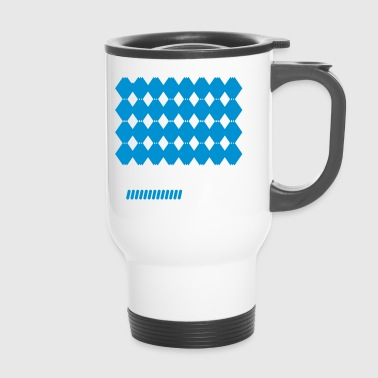 Free State Of Bavaria Munich, Bavaria, Germany - Travel Mug