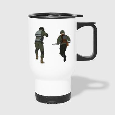 militaires - Mug thermos