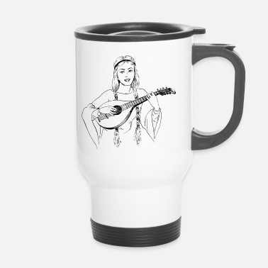 Hip hippie - Mug thermos