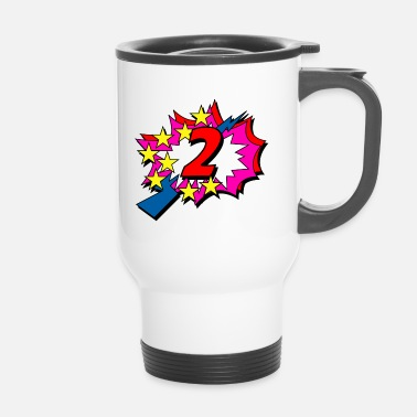Pop Star POP Star 2 - Travel Mug