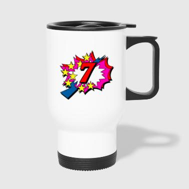 POP Star 7 - Travel Mug