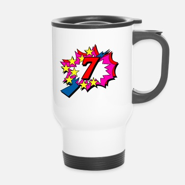 Pop Star POP Star 7 - Travel Mug