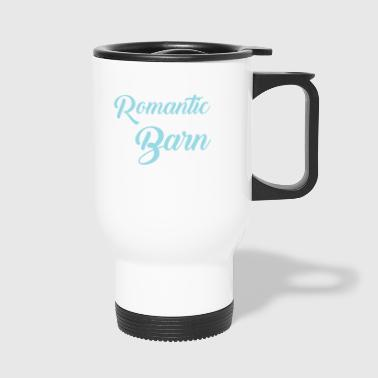 Romantic Barn - Travel Mug