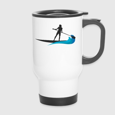 Stand up paddle. Cadeau. - Mug thermos