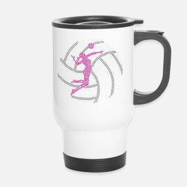 Volley Volley Girl (Perl One Edition) - Taza termo