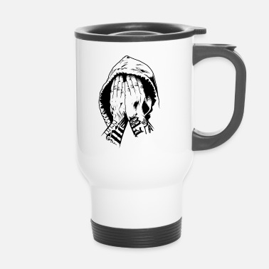 Gángster gangster gangster - Taza termo