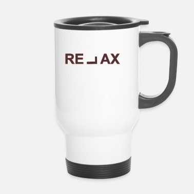 Relax RELAX - Mug thermos