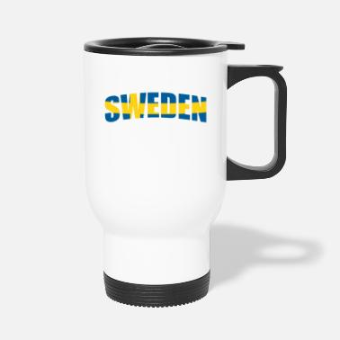 Sweden Sweden - Sweden - Travel Mug