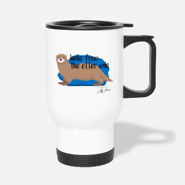 Animal Animal Animals Animal Animals - Travel Mug