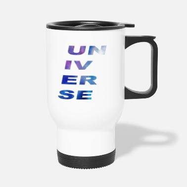 Universe Universe in Universe - Travel Mug