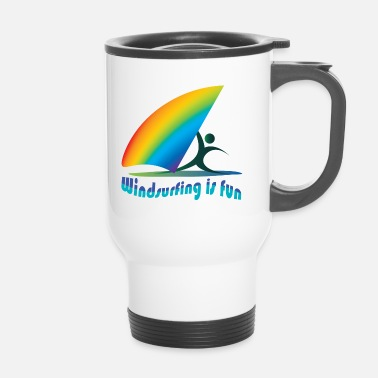 Windsurfing Windsurfing  - Travel Mug