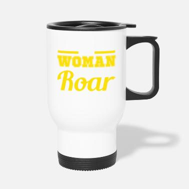 Evening A Nice Girl Power Tee For Women Saying I Am - Travel Mug