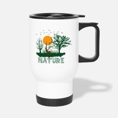 Save nature - Travel Mug