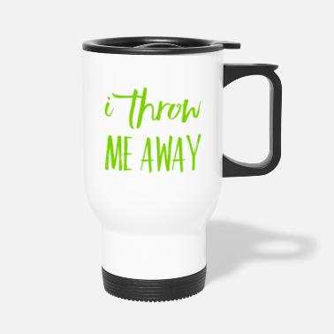 Hilarious hilarious - Travel Mug
