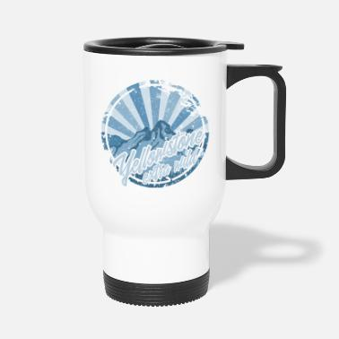 Couleur Yellowstone Extra Wild - Mug isotherme