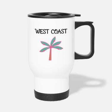 West Coast West coast - Travel Mug