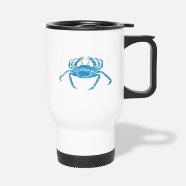 Krabbe crab water - Thermobecher