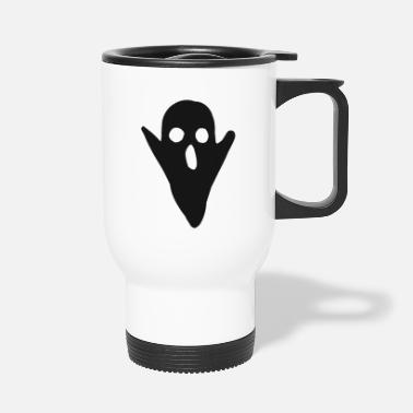 Ghost Ghost ghost costume ghost halloween ghost - Travel Mug