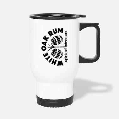 Rum White Oak Rum - Travel Mug
