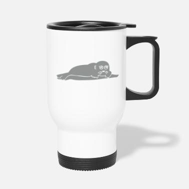 Sumu Lee seal - Travel Mug