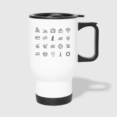 Icons - Travel Mug