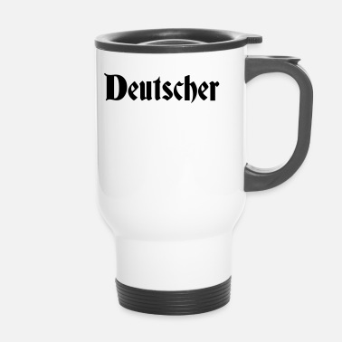 Allemand allemand - Mug thermos