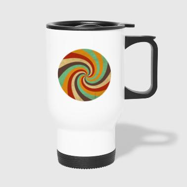 retro - Travel Mug