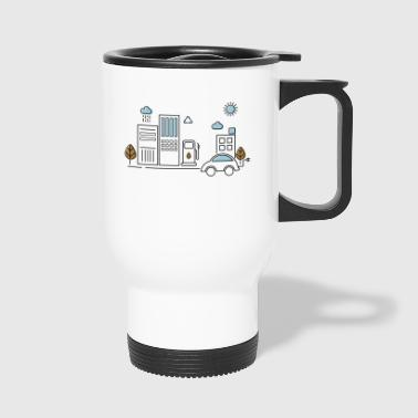Eco - Travel Mug