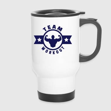 Team workout - Mug thermos