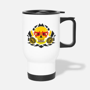 New Age Golden Age Currency New Shirt NO BANKS - Travel Mug