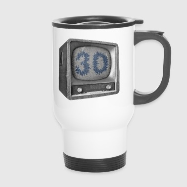 Date of birth 30 years - Travel Mug