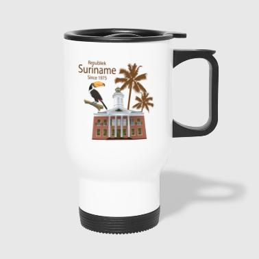 bâtiment Finance - Mug thermos