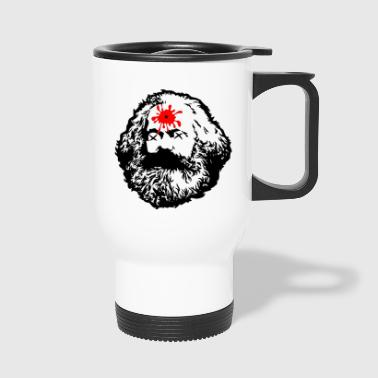 Marx is dead - Travel Mug