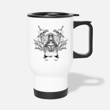 Ancient Ancient Gladiator - Travel Mug