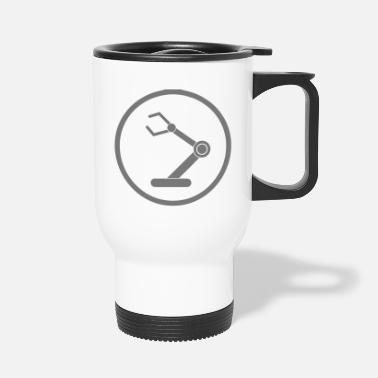 Robot Robot robotic - Travel Mug