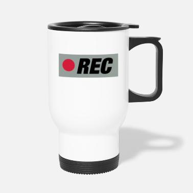 Record Record - Travel Mug