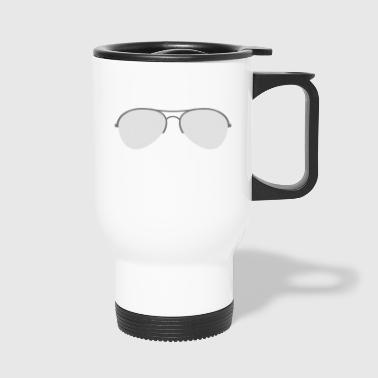 The Aviator Goggles - Travel Mug