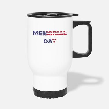 Day Memorial Day, Memorial Day - Mug isotherme