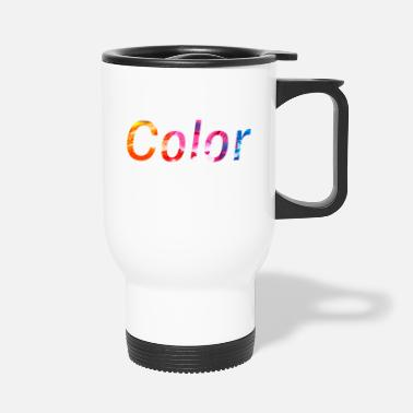 Colour colour - Travel Mug