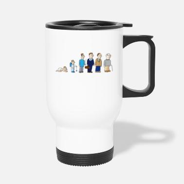 Evolution Evolution - Travel Mug