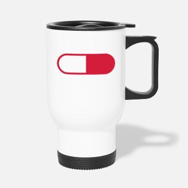 Pills Pill Pill Party Pills - Travel Mug
