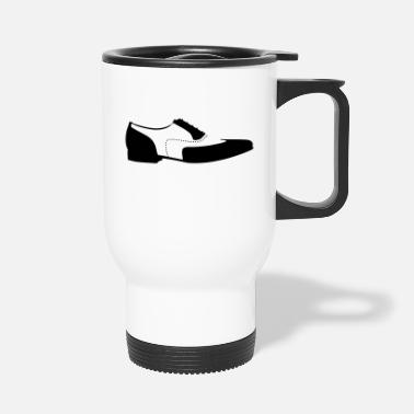 Dixie Herrenschuh / dixie shoe (1c) - Travel Mug